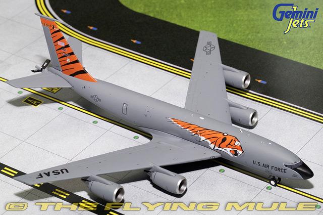 1 200 KC-135R Stratotanker  62-3508 Estados Unidos Air Force 108th WG 141st Ars NJ Ang
