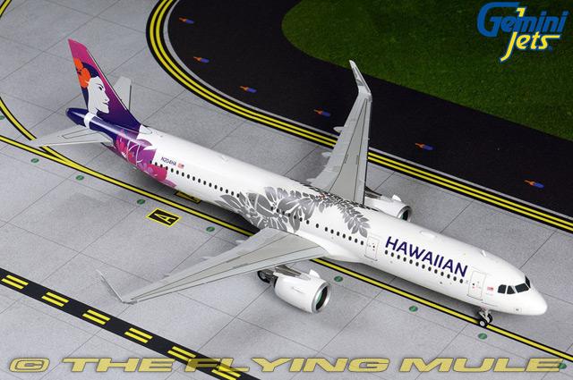 1 200 200 A321neo N204HA Hawaiian