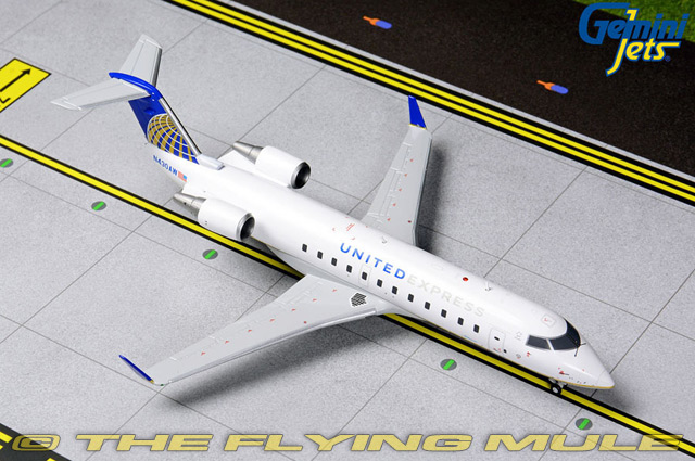 1 200 CRJ200 N430AW United Express