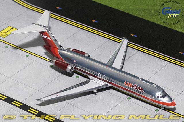 risposta prima volta 1 1 1 200 DC-9-30 N950VJ US Air  colorways incredibili