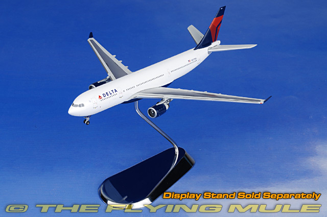 Model Plane GJDAL1154 Gemini Jets 1:400 Delta Airlines Airbus A330-200 N857NW