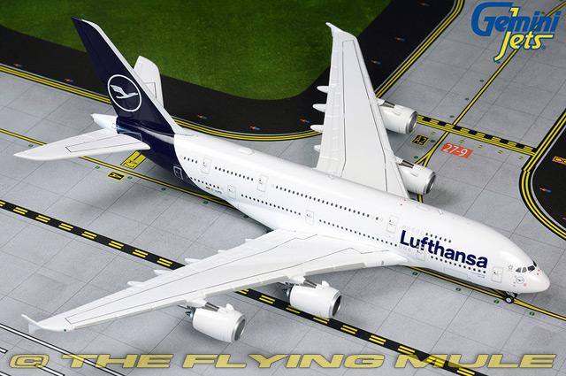 1 400 A380-800 D-AIMB Lufthansa