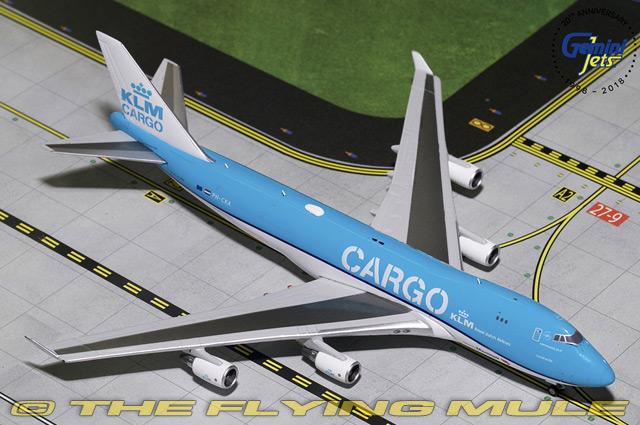 1 400 747-400F ph-CKA KLM Royal Dutch Airlines