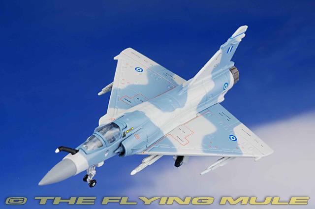Mirage 2000-5 1:200 Diecast Model - Herpa HE-553827 - $42 95