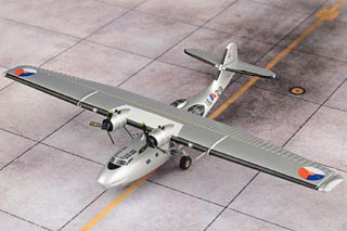 PBY-5A Catalina Diecast Model, PBY Foundation, Lelystad, Netherlands - OCT RE-STOCK