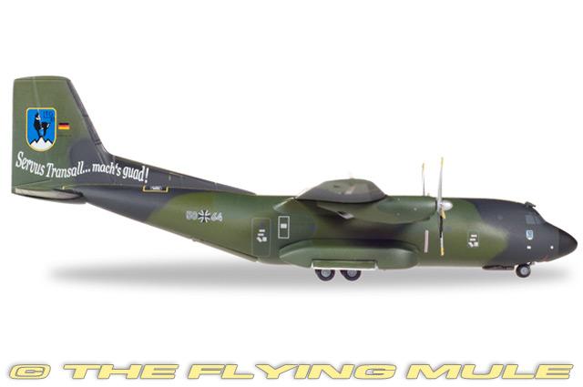 2018 C-160 Luftwaffe LTG 61