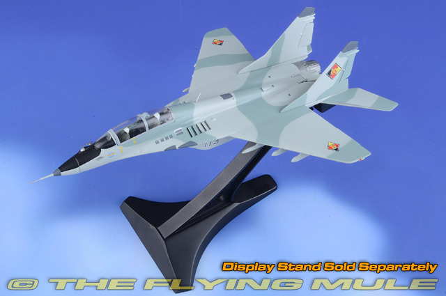 1 72 MiG-29UB Fulcrum-B Black 179 Luftwaffe JG 3 Wladimir Komarow