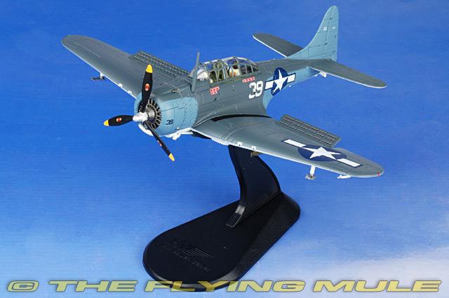Hobby Master HA0170 - SBD Dauntless Diecast Model, USN VB-16