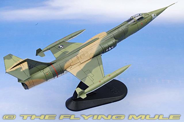 Hobby Master HA1002 - F-104 Starfighter Diecast Model, #56