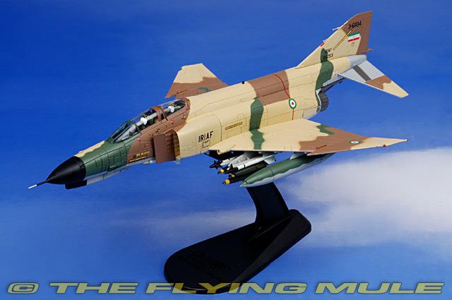 The Iranian Air Force (IRIAF) & Latest Hobbymaster Models