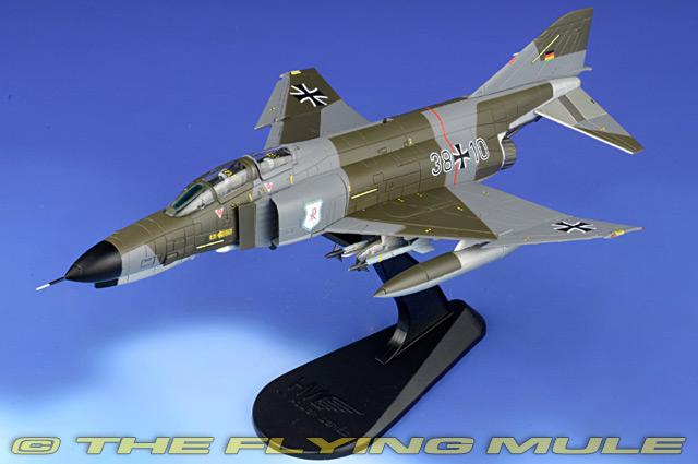 JG 71 Richthofen Wittmundhafen Air Base 2013 1:72 F-4F Phantom II 38+10