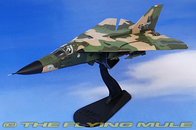 Hobby Master HA3007 - F-111 Aardvark Diecast Model, USAF 48th TFW ...