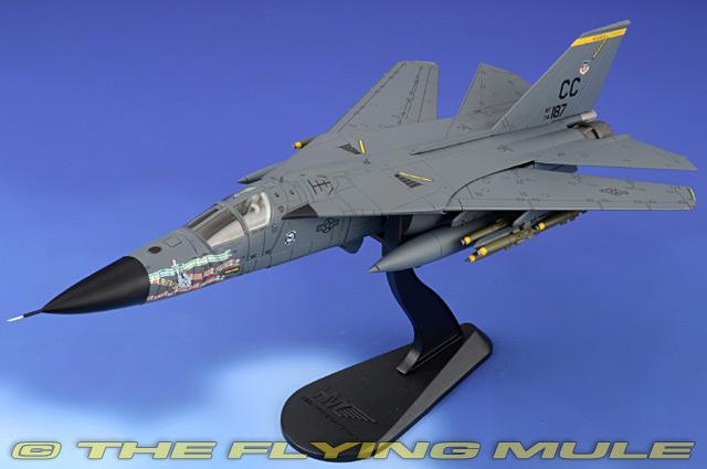 F-111F Aardvark 1:72 Diecast Model - Hobby Master HM ...
