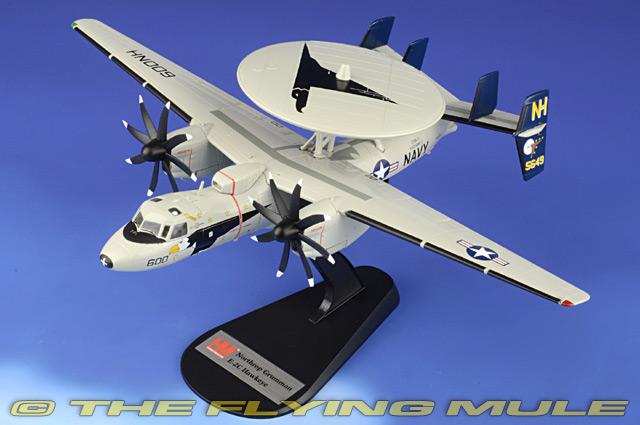 e-2c hawkeye 1 72 diecast model