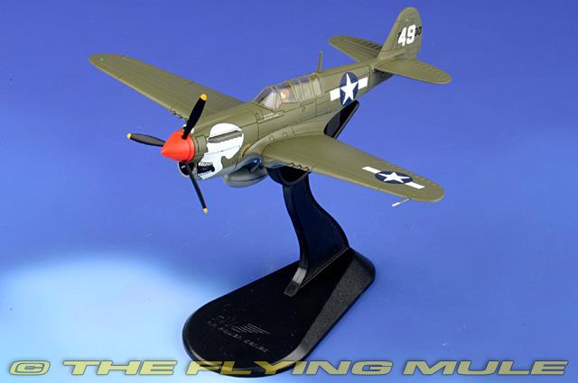 Model Hobby Warhawk Master 40n P 72 Hm 95 Diecast Ha550368 1