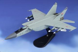 1:72 MiG-25PD Foxbat-E Black 6717 Libyan Air Force 1025th Aerial Sqn