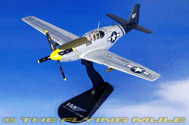 Little Jeep 1:48 P-51C Mustang Forrest Parham USAAF 23rd ...