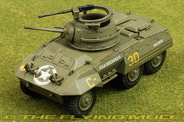 Hobby Master HG3809 - M8 Greyhound Diecast Model, US Army