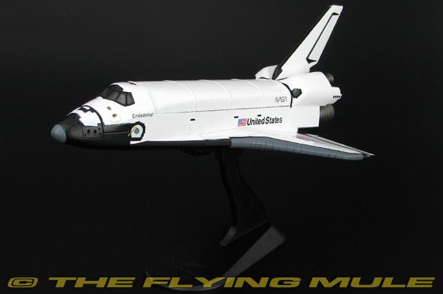 1:200 transbordador espacial Endeavour de la NASA