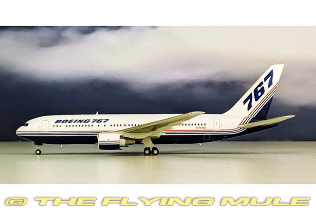 Boeing 1 200 767-200 N767BA