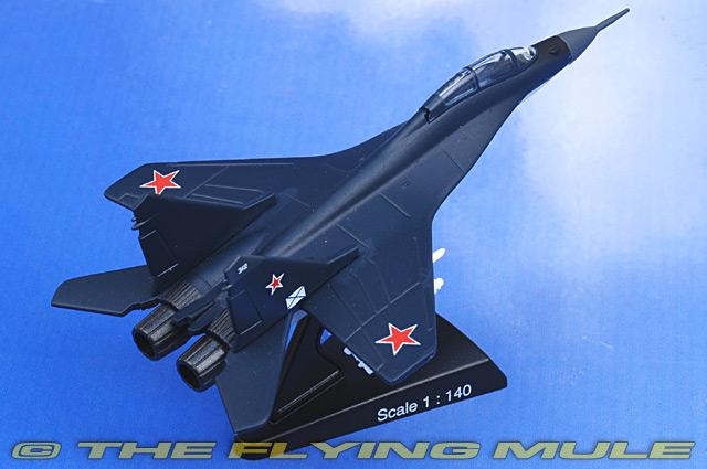 Model Power 5344 1 Mig 29 Fulcrum Diecast Model Soviet