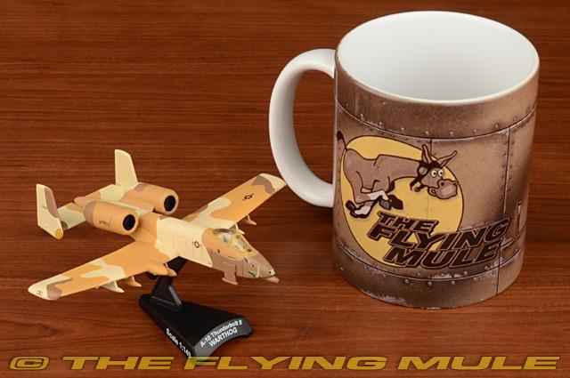 47th TFS 1:140 A-10A Thunderbolt II Peanut USAF 917th TFW