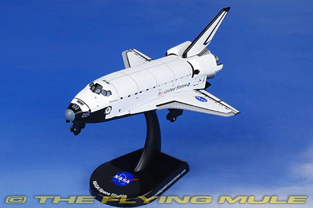 Space Shuttle 1:300 Diecast Model - Model Power MP-5823-2 ...