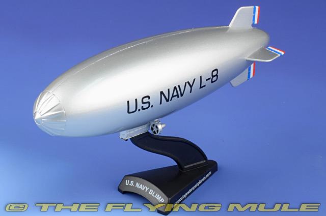 Postage Stamp Planes 1//350 Blimp Airplane Ghost Blimp USN ZP-32