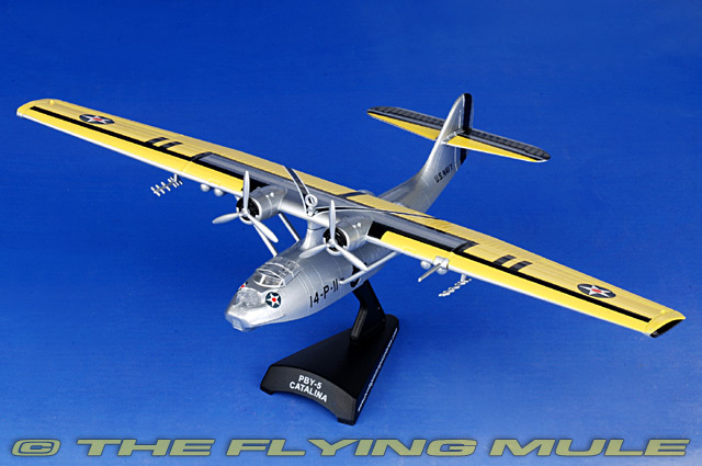 DARON POSTAGE STAMP PLANES USN PBY5 CATALINA 1//150BNPS5556-4