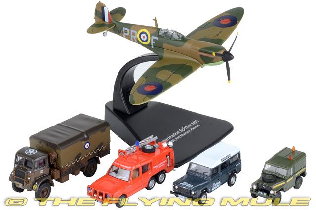 1 76 Royal Air Force 5-Piece Set