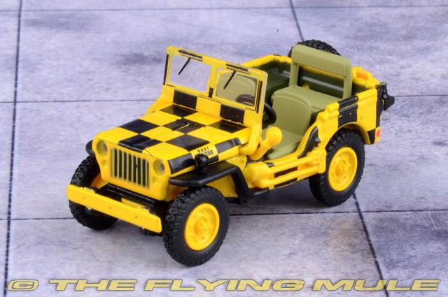 Oxford Diecast 1:76 Jeep US Army