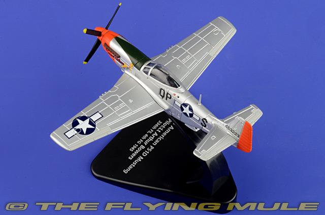 1:72 P-51D Mustang Sweet Arlene Arthur Bowers USAAF 4th FG 334th FS