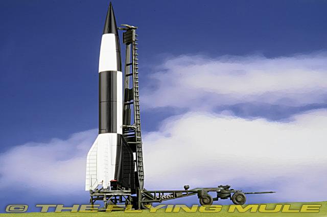 V-2 Rocket 1:72 Display Model - Precision Model Art PA-P0321 - $54 95