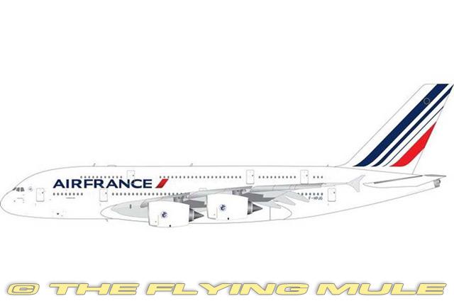 1 400 A380 F-HPJG Air France
