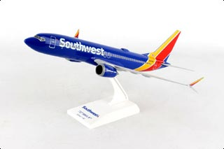 737 MAX 8 Display Model, Southwest Airlines, 2014 - APR RE-STOCK