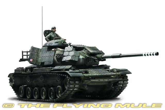 Unimax 80209 M60 Patton Diecast Model Usmc W 1 Figure