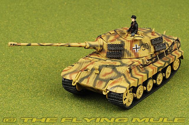 Sd Kfz 182 King Tiger 1 72 Diecast Model Forces Of Valor