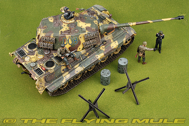 Unimax 85301 Sd Kfz 182 King Tiger Diecast Model German