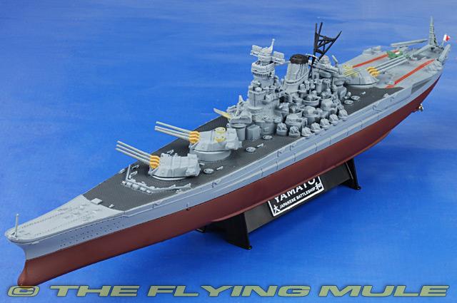 Yamato-class Battleship 1:700 Diecast Model - Unimax UM