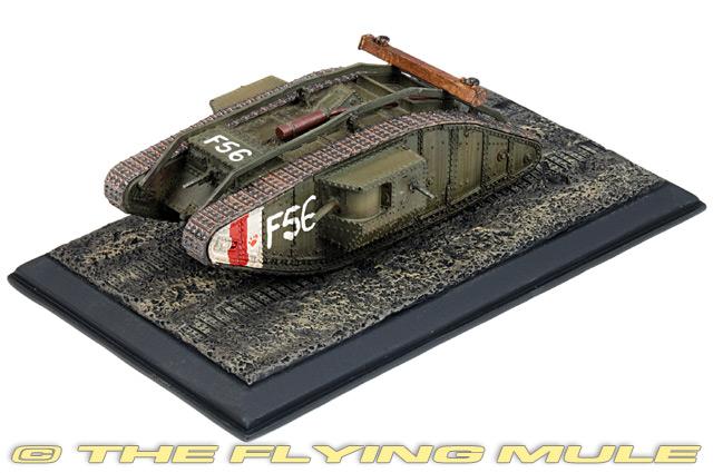 Mark IV Tank 1:72 Display Model - Wings of The Great War WW-WW10003