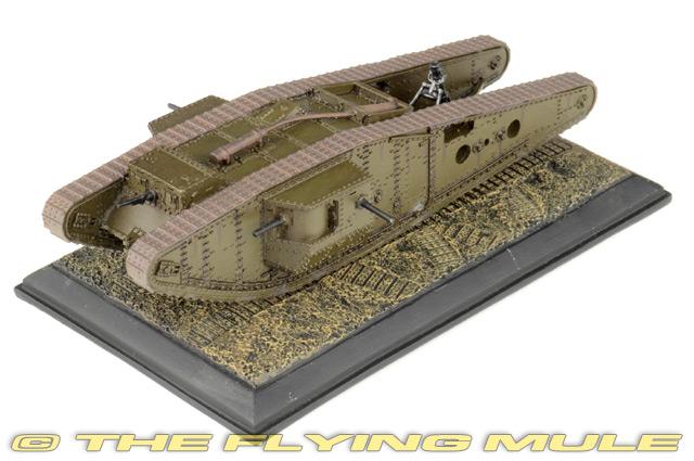Mark IV Tadpole Tank 1:72 Display Model - Wings of The Great War WW